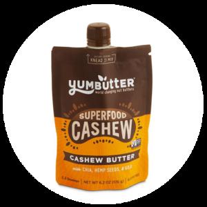 YumButter Cashew Butter