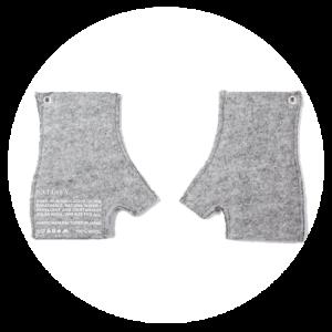 Air Wool Gloves