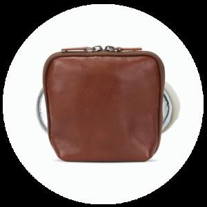 The Plug Pack in Brown