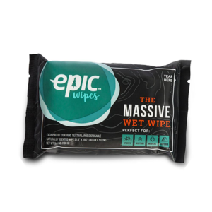 Epic Body Wipes